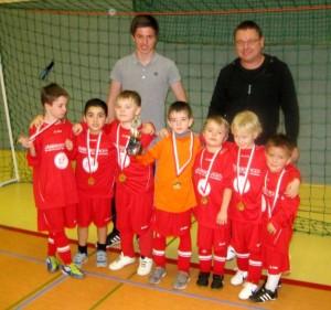Unsere Kleinsten beim Segelschule Höcker Cup