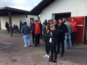 Ein gut besuchter Sportplatz im Windfirkel bot heute 2 Siege für unseren Verein